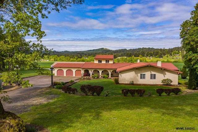 23617 Hall Rd, Junction City, OR 97448 (MLS #776908) :: Sue Long Realty Group