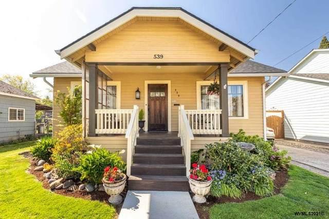 539 21st St NE, Salem, OR 97301 (MLS #776922) :: Song Real Estate