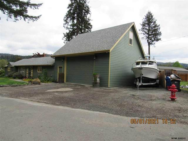 610 SW Parkside Dr, Mill City, OR 97360 (MLS #776960) :: RE/MAX Integrity