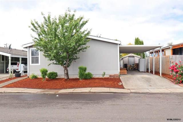 3200 Oak Terrace Dr, Lebanon, OR 97355 (MLS #776989) :: Song Real Estate