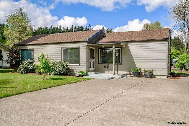 846 5th Av, Sweet Home, OR 97386 (MLS #776998) :: Coho Realty