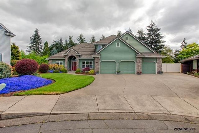 1593 Brewster Ct SE, Salem, OR 97302 (MLS #777015) :: Song Real Estate