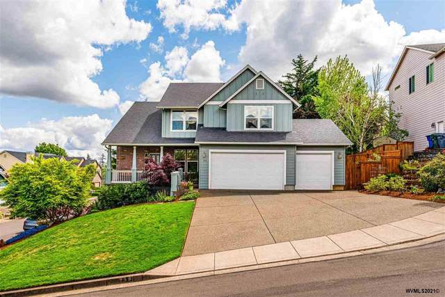 966 Fillmore Ct NW, Salem, OR 97304 (MLS #777049) :: Coho Realty