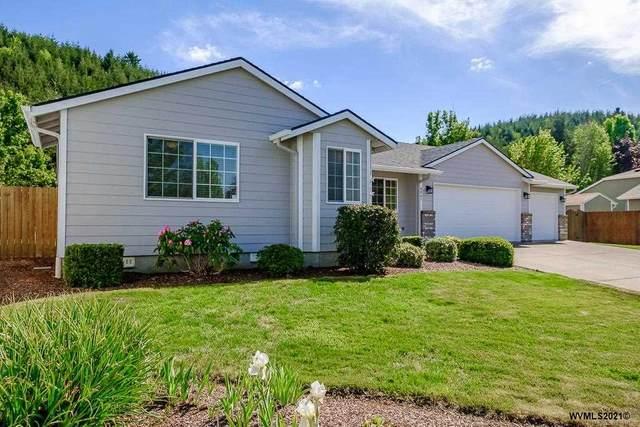 2741 Foothills Dr, Sweet Home, OR 97386 (MLS #777064) :: The Beem Team LLC