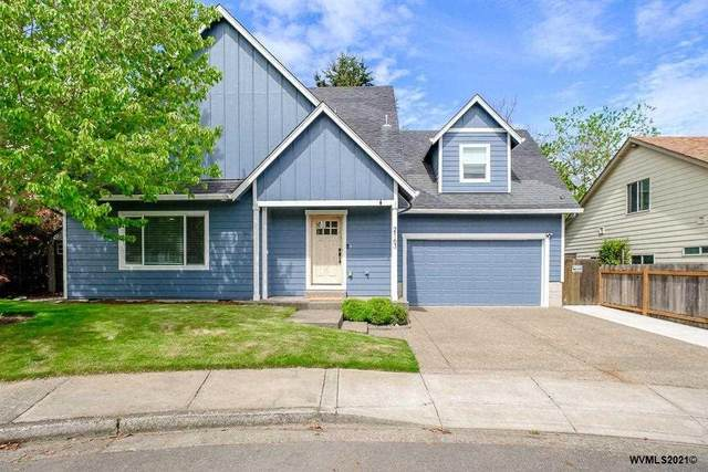 2163 Laurine Ct NE, Salem, OR 97301 (MLS #777094) :: Premiere Property Group LLC