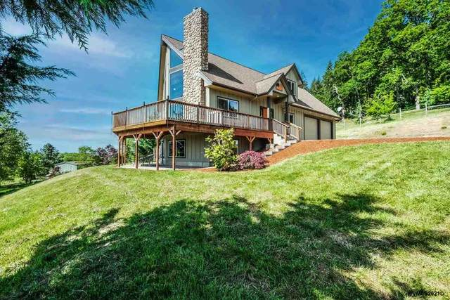 38891 Hungry Hill Dr, Scio, OR 97374 (MLS #777101) :: The Beem Team LLC