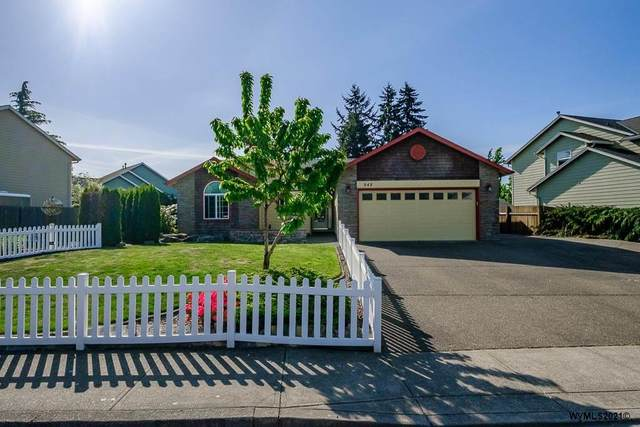 948 Burley Hill Dr NW, Salem, OR 97304 (MLS #777102) :: Coho Realty