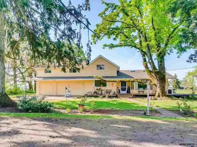 7994 Mill Creek Rd SE, Aumsville, OR 97325 (MLS #777151) :: Coho Realty