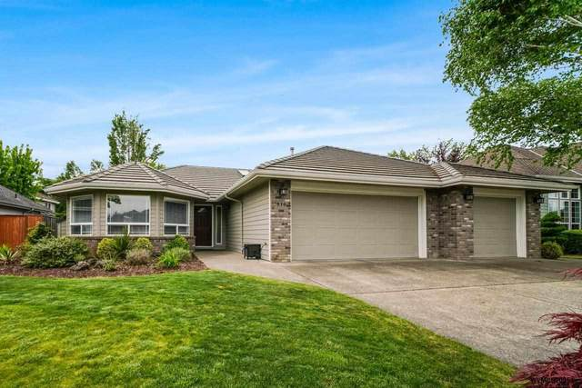 910 Player Dr N, Keizer, OR 97303 (MLS #777154) :: Coho Realty