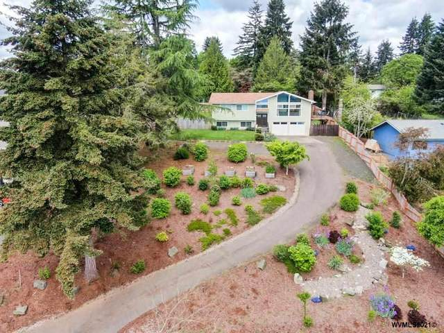 478 Benton View Dr, Philomath, OR 97370 (MLS #777166) :: Sue Long Realty Group