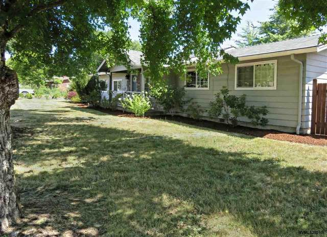 2265 NW Highland Dr, Corvallis, OR 97330 (MLS #777189) :: The Beem Team LLC