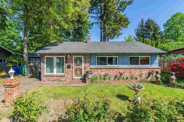 9424 N Gilbert Av, Portland, OR 97203 (MLS #777266) :: Premiere Property Group LLC