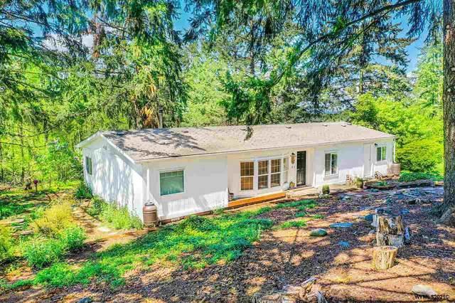11099 S Ridge Top Dr, Molalla, OR 97038 (MLS #777271) :: Premiere Property Group LLC