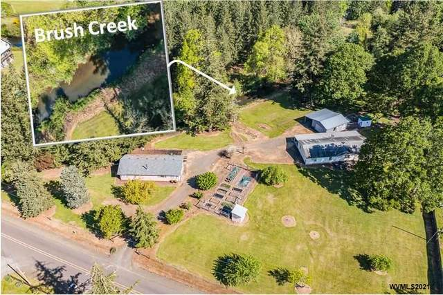 38133 Courtney Creek Rd, Brownsville, OR 97327 (MLS #777281) :: Premiere Property Group LLC