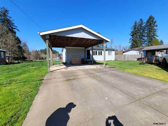 550 Mountain View Rd, Sweet Home, OR 97386 (MLS #777286) :: Coho Realty