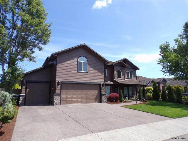 6307 Nicklaus Lp N, Keizer, OR 97303 (MLS #777352) :: Premiere Property Group LLC