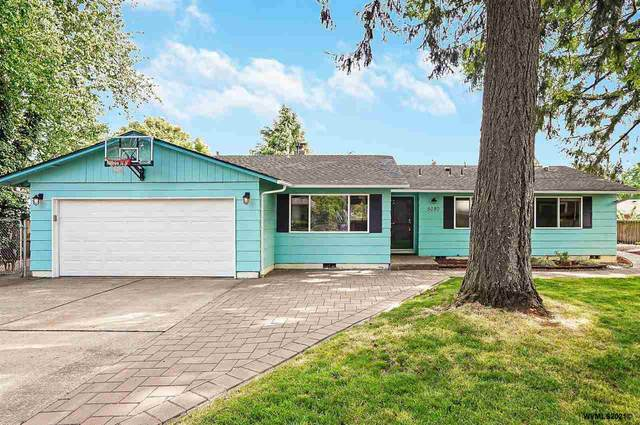 5080 Coloma Ct SE, Salem, OR 97306 (MLS #777353) :: Sue Long Realty Group