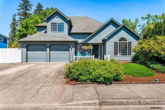 2225 Morrow Ct NW, Salem, OR 97304 (MLS #777354) :: Sue Long Realty Group