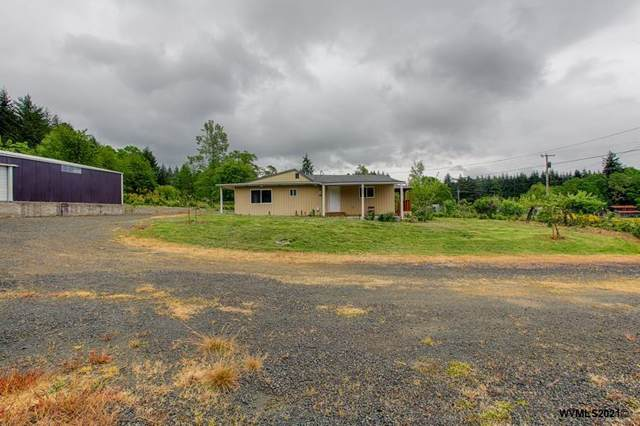 18685 Falls City Rd, Dallas, OR 97338 (MLS #777384) :: Sue Long Realty Group