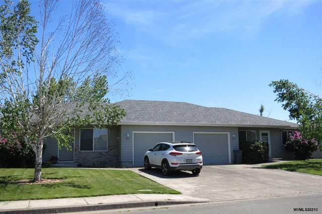 1264 SE Appleseed (& 1266), Dallas, OR 97338 (MLS #777443) :: Sue Long Realty Group