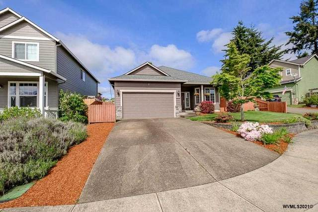 937 Feather Sky St NW, Salem, OR 97304 (MLS #777469) :: Sue Long Realty Group