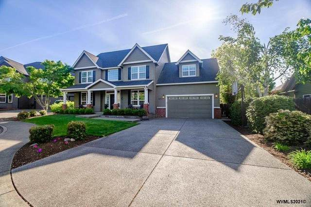 5523 Woodmill Dr, Salem, OR 97306 (MLS #777476) :: Premiere Property Group LLC