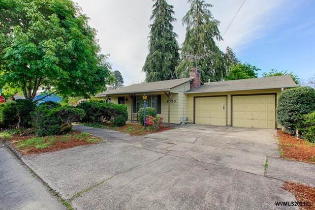 1670 Ferry St SE, Salem, OR 97301 (MLS #777499) :: Kish Realty Group