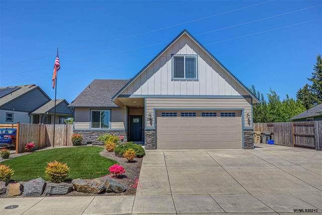 3341 23rd Av NW, Albany, OR 97321 (MLS #777544) :: Premiere Property Group LLC