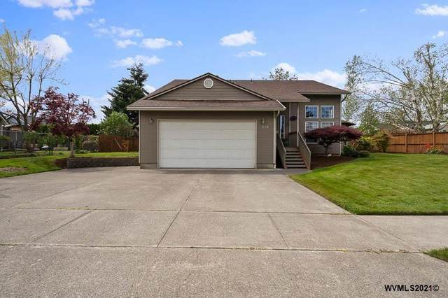 415 NW Crater St, Sublimity, OR 97385 (MLS #777555) :: RE/MAX Integrity