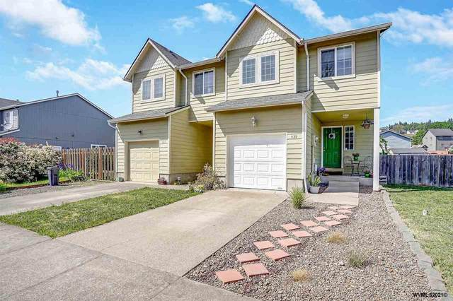 439 College St, Philomath, OR 97370 (MLS #777591) :: Sue Long Realty Group
