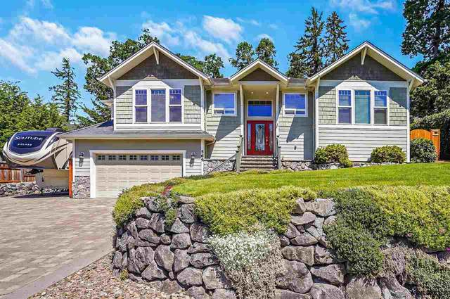 569 NW Eve Dr, Dallas, OR 97338 (MLS #777615) :: The Beem Team LLC