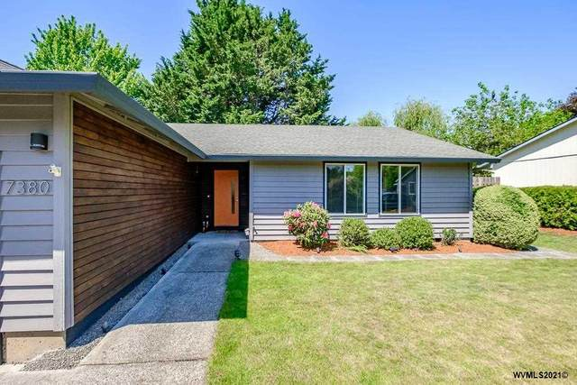 7380 SW 158th Pl, Beaverton, OR 97007 (MLS #777652) :: Song Real Estate