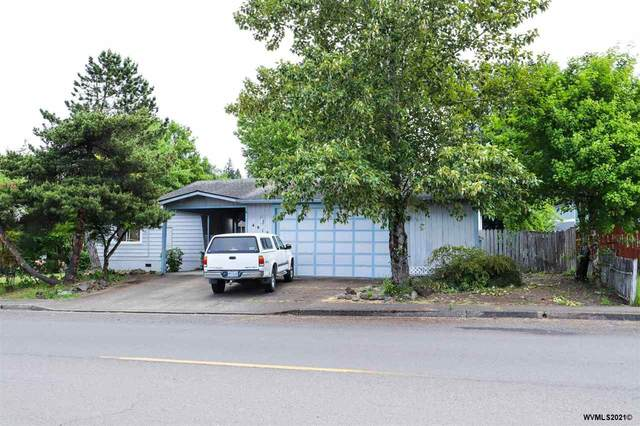 4915 Larch Ct, Sweet Home, OR 97386 (MLS #777656) :: Song Real Estate