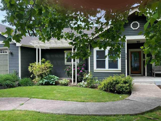 412 S 30th St, Philomath, OR 97370 (MLS #777714) :: Sue Long Realty Group