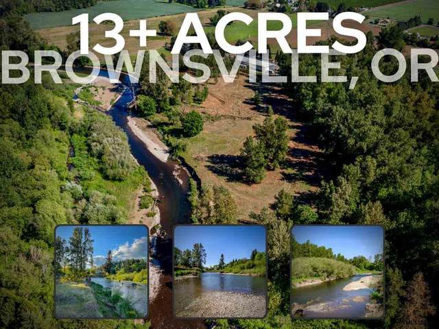 Hume (End Of) (Tax Lot #100), Brownsville, OR 97327 (MLS #777743) :: The Beem Team LLC