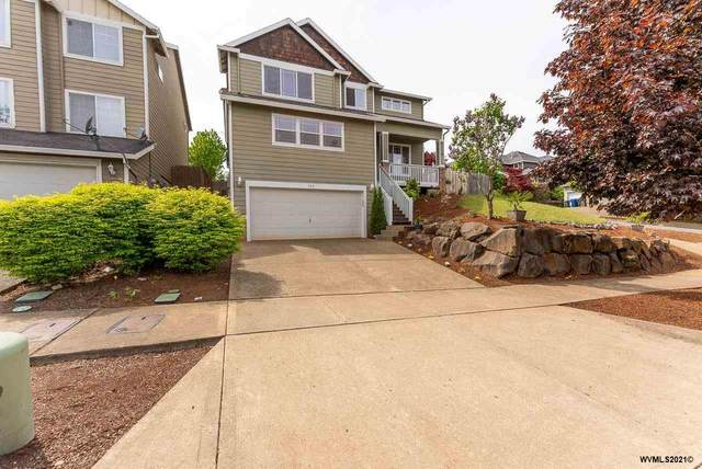 553 Eagle Nest St NW, Salem, OR 97304 (MLS #777754) :: RE/MAX Integrity
