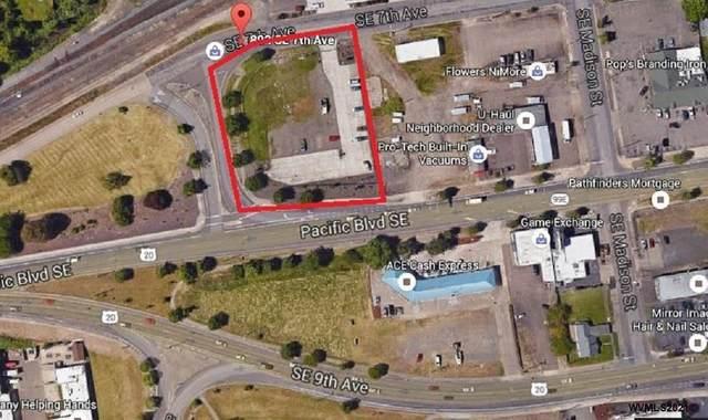 802 7th SE, Albany, OR 97321 (MLS #777939) :: Kish Realty Group