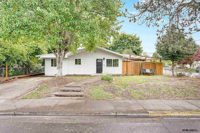 45 Ash St, Independence, OR 97351 (MLS #777945) :: Song Real Estate