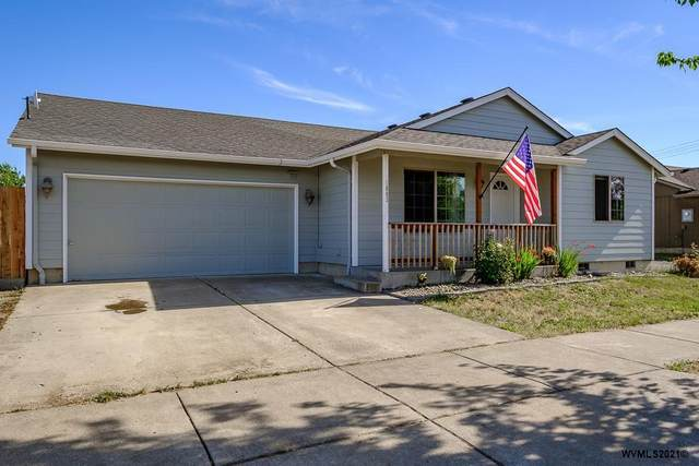 1003 Kees St, Lebanon, OR 97355 (MLS #777964) :: Sue Long Realty Group