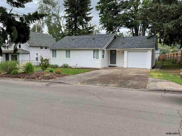 520 Norway St, Silverton, OR 97381 (MLS #778111) :: Song Real Estate