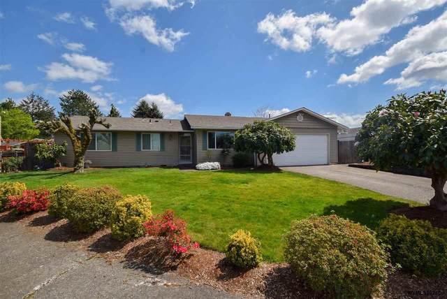 6134 Plum Tree Ct NE, Keizer, OR 97303 (MLS #778128) :: Song Real Estate