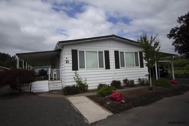 277 NE Conifer (#40) #40, Corvallis, OR 97330 (MLS #778133) :: RE/MAX Integrity