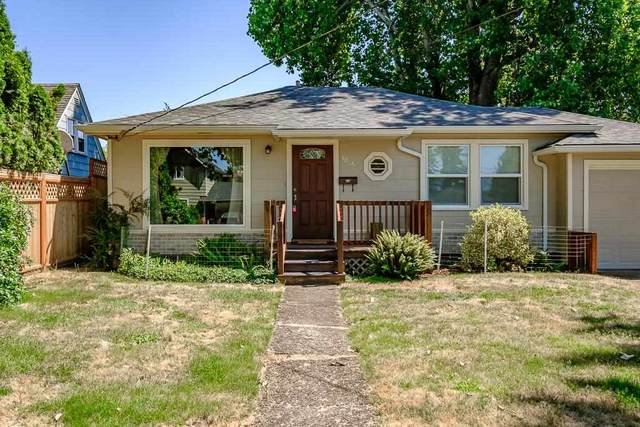 1086 8th Av SW, Albany, OR 97321 (MLS #778182) :: Sue Long Realty Group