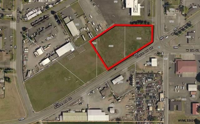 2015 W Washington, Stayton, OR 97383 (MLS #778230) :: Sue Long Realty Group