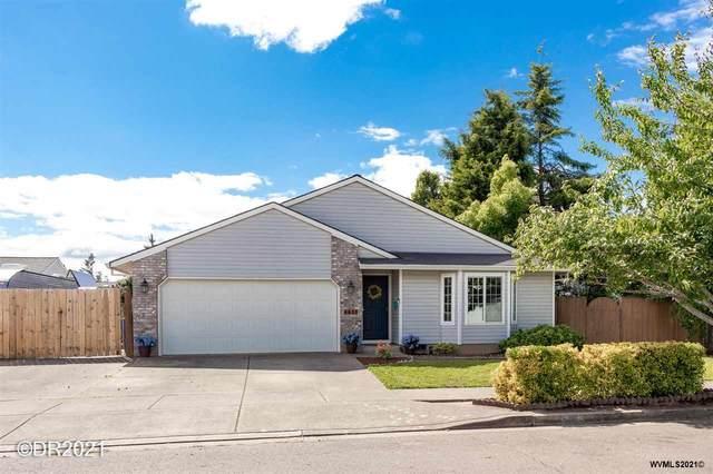 4435 Munker St, Hubbard, OR 97032 (MLS #778282) :: Sue Long Realty Group