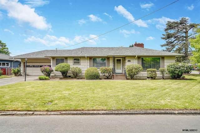1375 Evergreen Av NE, Salem, OR 97301 (MLS #778290) :: Song Real Estate