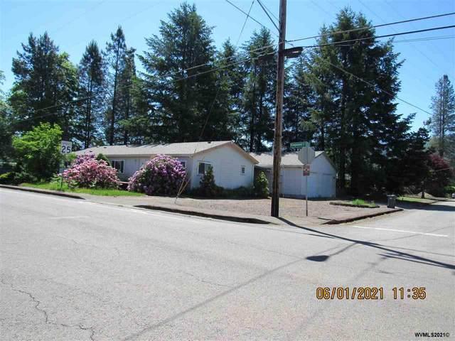 410 SE Kingwood Av, Mill City, OR 97360 (MLS #778389) :: The Beem Team LLC