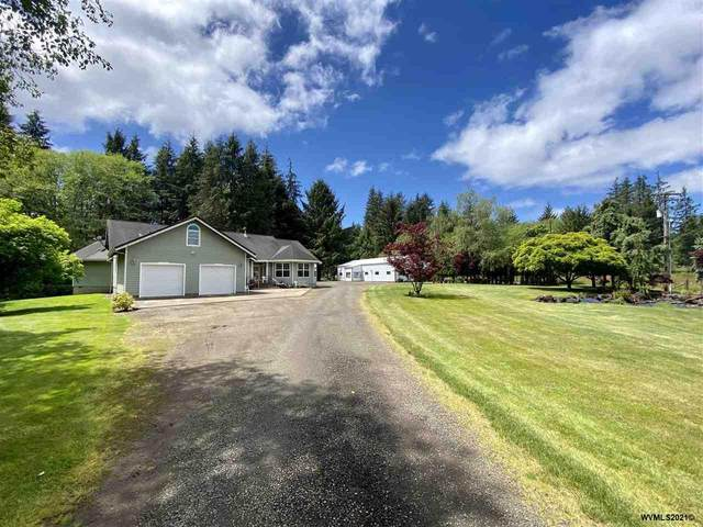 9400 Bewley Creek Rd, Tillamook, OR 97141 (MLS #778392) :: Sue Long Realty Group