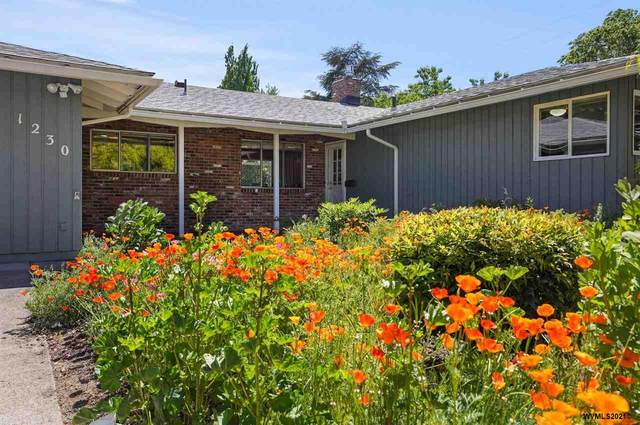1230 NW Garfield Av, Corvallis, OR 97330 (MLS #778416) :: Sue Long Realty Group