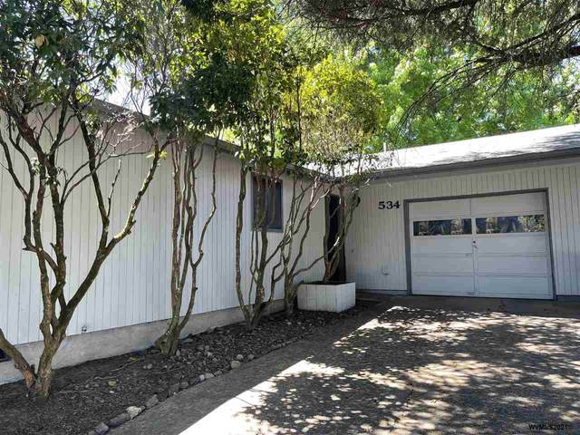 534 SE Hathaway Pl, Corvallis, OR 97333 (MLS #778458) :: RE/MAX Integrity